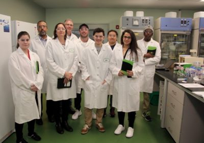 BSM Hosts Biotech Students