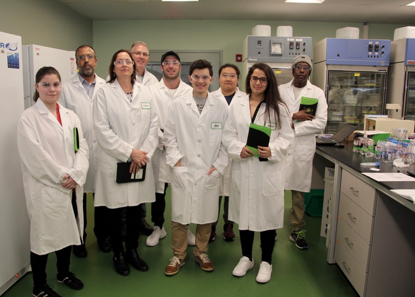 Berkshire Sterile Manufacturing Student Tour