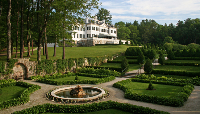 Edith Warton House, Lenox, MA