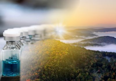 COVID-19 Drug Manufacturer Reduces Their Carbon Footprint
