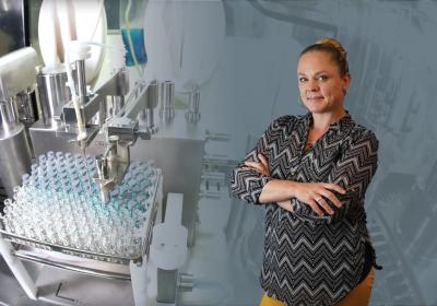 MCLA Alumni Find Success at Berkshire Sterile Manufacturing