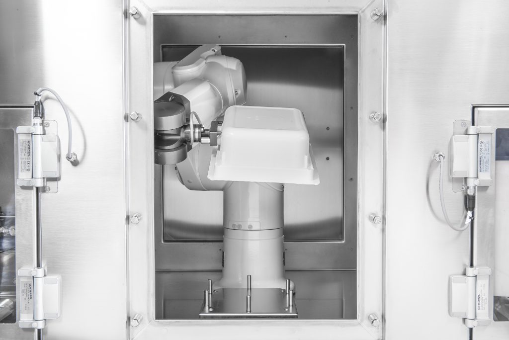 Pulsed Light Decontamination Chamber to be installed at Berkshire Sterile Manufacturing