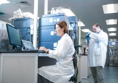 Berkshire Sterile Manufacturing purchases new equipment to offer improved analytical testing and expand their cGMP laboratory