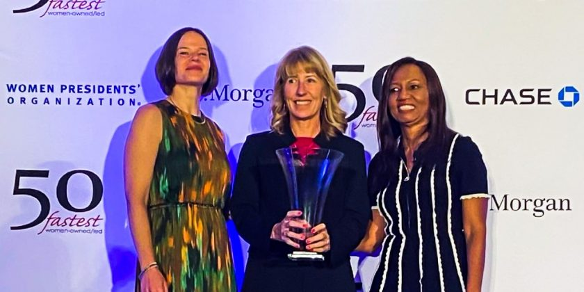 Five of the 50 fastest-growing women-led companies are in Mass.